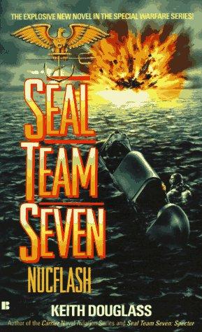 Seal Team 7 Shelf