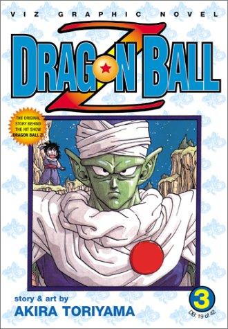 Dragon Ball Z, Volume 3 (Dragon Ball Z (Graphic Novels))