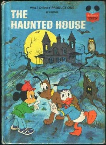 The Haunted House (Disney's Wonderful World of Reading, #33)