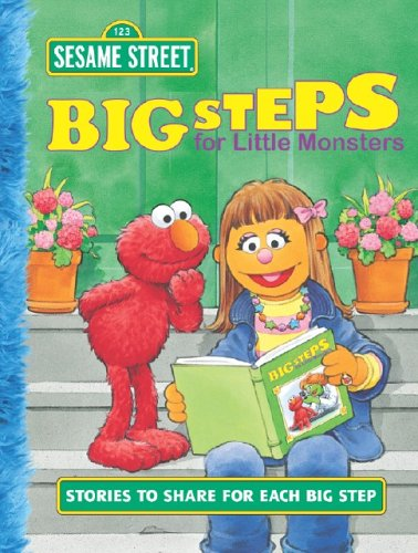 Big Steps for Little Monsters: Stories to Share for Each Big Step