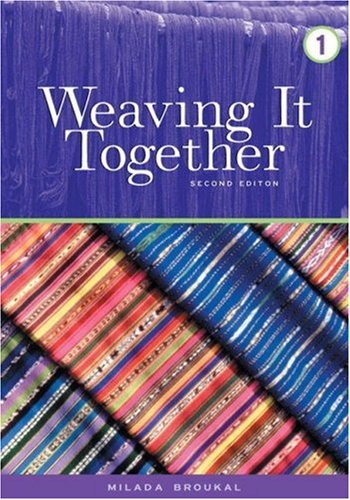 Weaving It Together 3 Pdf