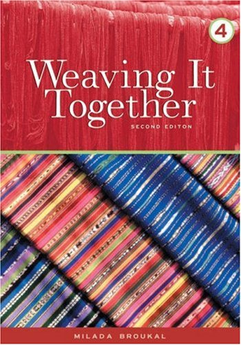 Weaving It Together Book 4