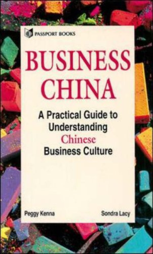 Business China by Peggy Kenna