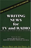Writing News for TV & Radio [With CDROM]