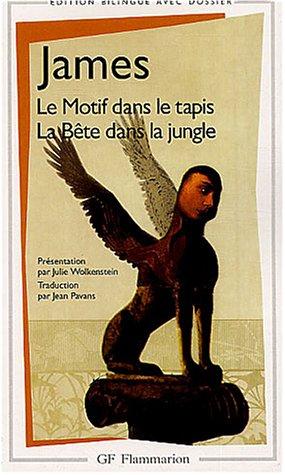 La Bête dans la jungle - Le Motif dans le tapis