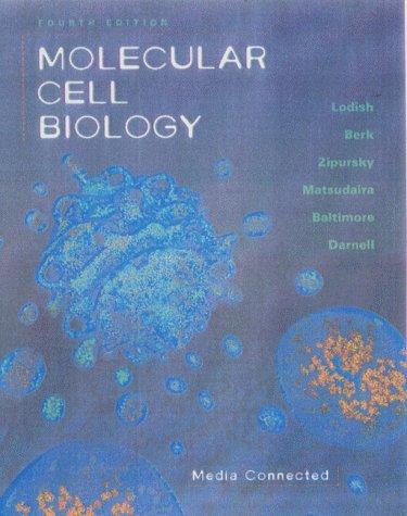 Molecular Cell Biology & CD-ROM [With CDROM]