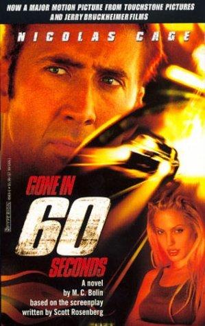 Gone in 60 Seconds Movie Tie-In