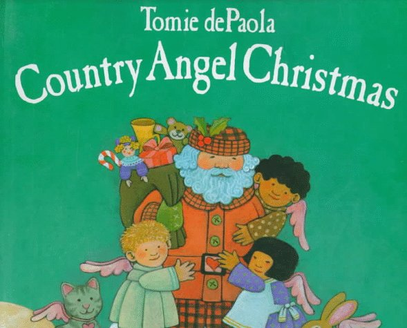 Ebook Country Angel Christmas by Tomie dePaola PDF!