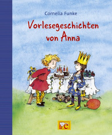 Vorlesegeschichten von Anna