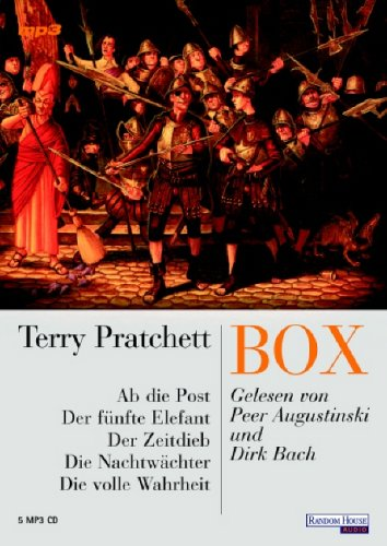 Terry Pratchett Box