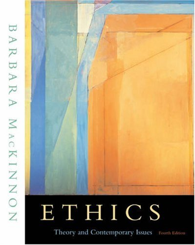 Amazon. Com: bundle: ethics: theory and contemporary issues, 7th +.
