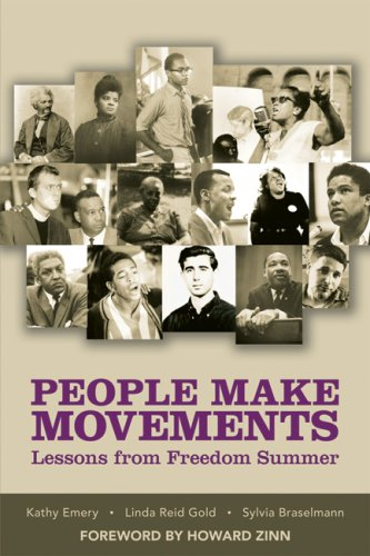 People Make Movements: Lessons from Freedom Summer