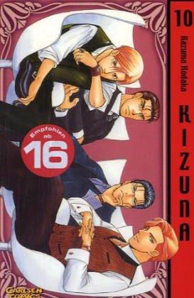 Kizuna, Band 10 by Kazuma Kodaka