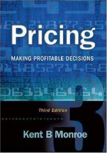 managemnt pricing title