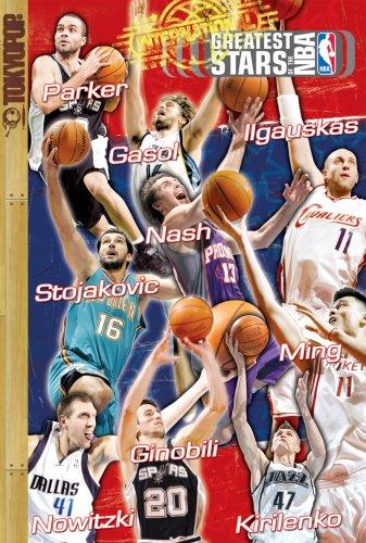 Greatest Stars of the NBA Volume 9: International Stars (Greatest Stars of the NBA #9)