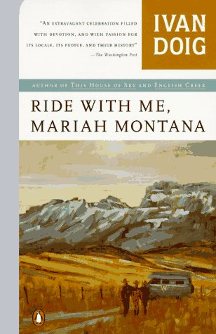 Ride With Me Mariah Montana By Ivan Doig