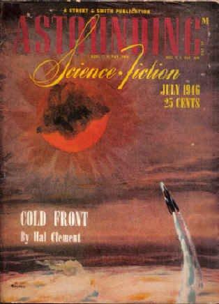 Astounding Science Fiction, July 1946