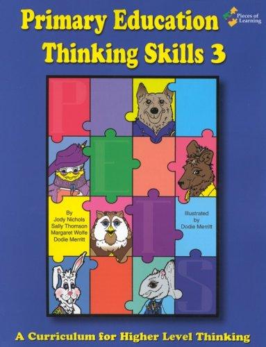 Primary Education Thinking Skills Curriculum - 3