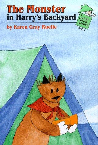 The Monster in Harry's Backyard 978-0823414178 MOBI FB2 por Karen Gray Ruelle