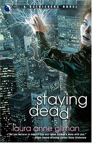 Staying Dead (Retrievers, #1)