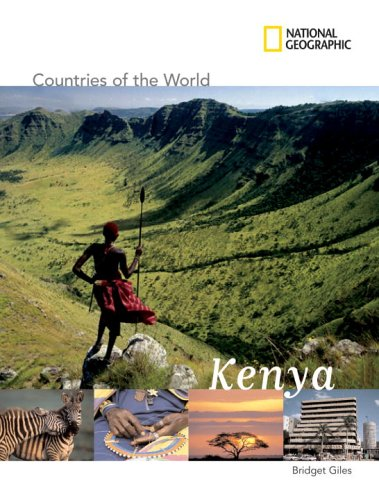 National geographic countries of the world kenya by bridget giles 1868339 fandeluxe Choice Image