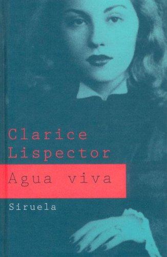 Água Viva by Clarice Lispector