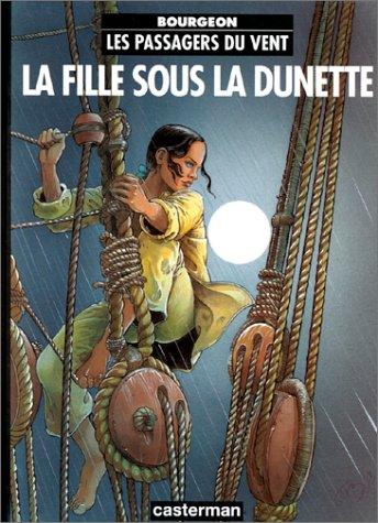 La Fille sous la dunette by François Bourgeon