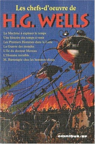 Les chefs d'oeuvre de H.G. Wells