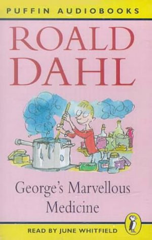 George's Marvellous Medicine: Unabridged (Puffin Audiobooks)