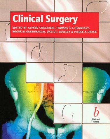 Clinical Surgery Pdf