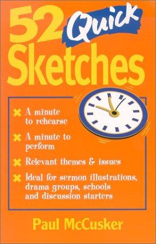 52 Quick Sketches