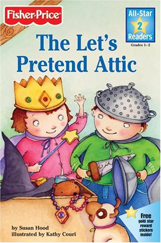 The Let's Pretend Attic