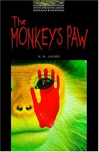 The monkey's paw (oxford bookworms stage 1) by Diane Mowat