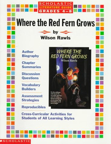 Book Report help_ Where the red fern grows.?