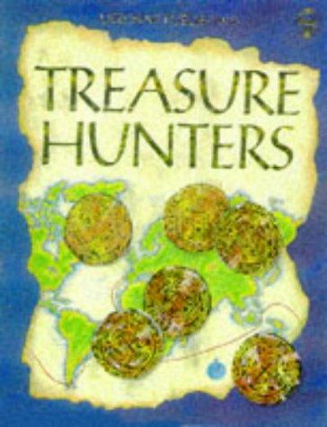 Treasure Hunters (Usborne Gift Book)