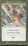 Contemporary Economic Issues (Great Courses, #??)