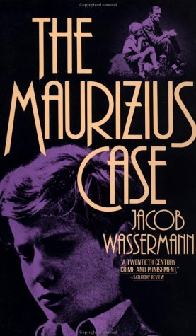 The Maurizius Case
