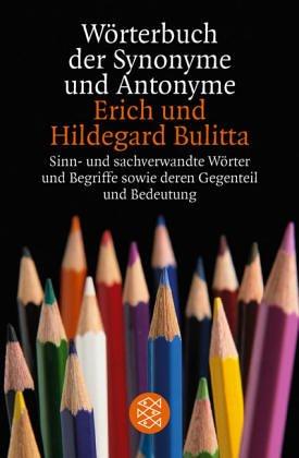 Worterbuch Der Synonyme Und Antonyme