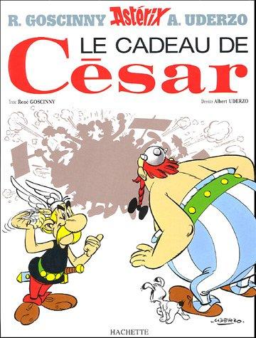 Le Cadeau de César (Astérix, #21)