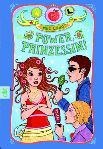 Power, Prinzessin! by Meg Cabot