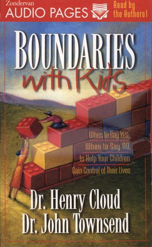 Boundaries with Kids by Henry Cloud