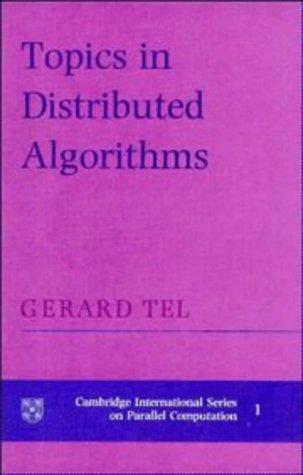 Topics in Distributed Algorithms
