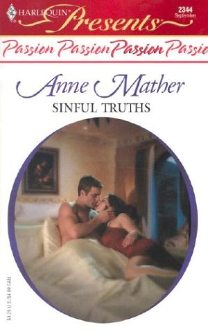 Sinful Truths by Anne Mather