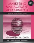 Marketing Management and Strategy: Marketing Engineering Applications