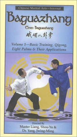 Emei Baguazhang: Basic Training, Qigong, Eight Palms & Their Applications