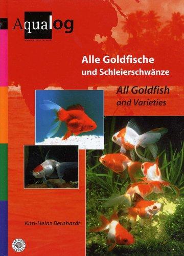 Aqualog: All Goldfish and Varieties