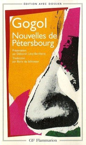 Nouvelles de Petersbourg by Nikolai Gogol
