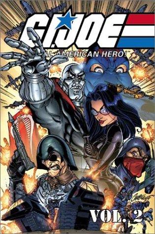 G.I. Joe: A Real American Hero, Volume 2