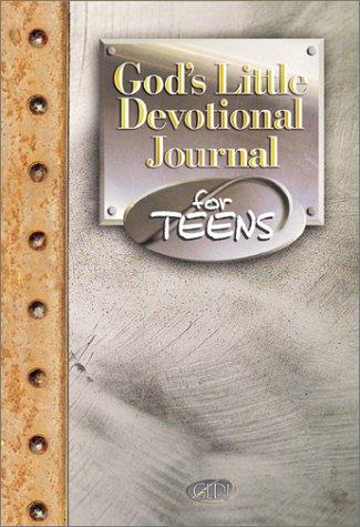 God's Little Devotional Journal for Teens