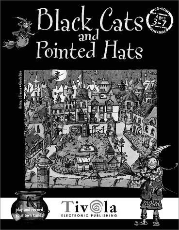 Black Cats and Pointed Hats: Reverse the Curse in This Curious Witch Hunt